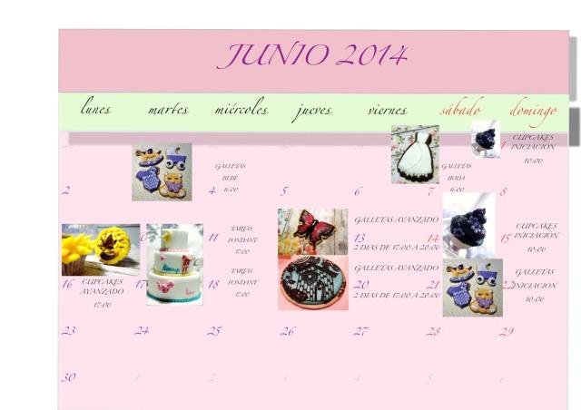 HORARIO JUNIO 3